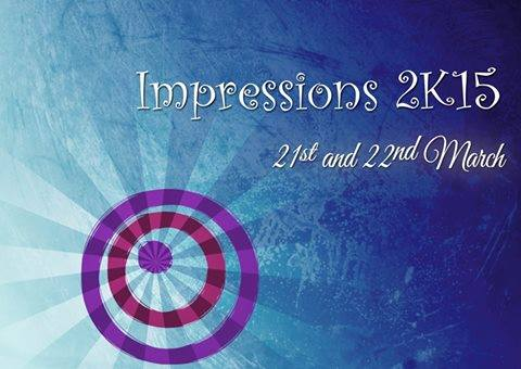 Impressions 2015, Techno Cultural Managment, Jaypee Institute