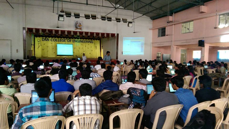 India's Biggest Networking Championship Technical Annamacharya