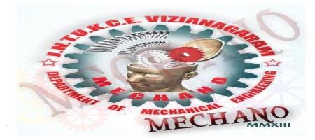 Mechano MMXIII, JNTU, Vizianagarm, Andhra Pradesh, Technical Fest