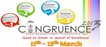 Met Congruence 2013 , MET Bhujbal Knowledge City Institute Of Management, Nashik , Maharashtra, Management Fest