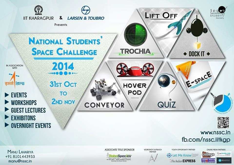 National Students Space Challenge 2014