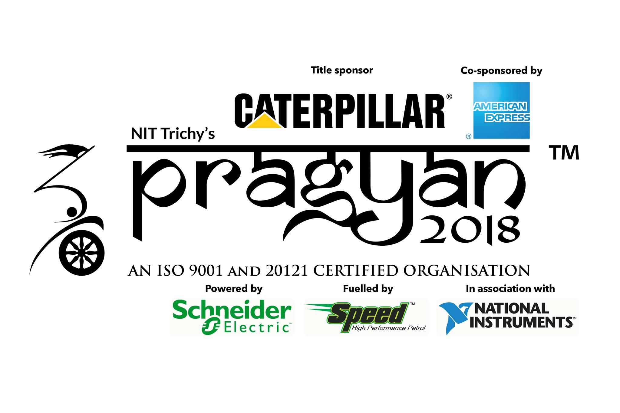 Pragyan Technical Fest Logo