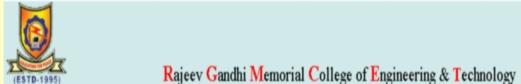 Pravaha 2013, Rajeev Gandhi Memmorial College of Engineering and Technology, Nandyal, Andhra Pradesh, Technical Fest