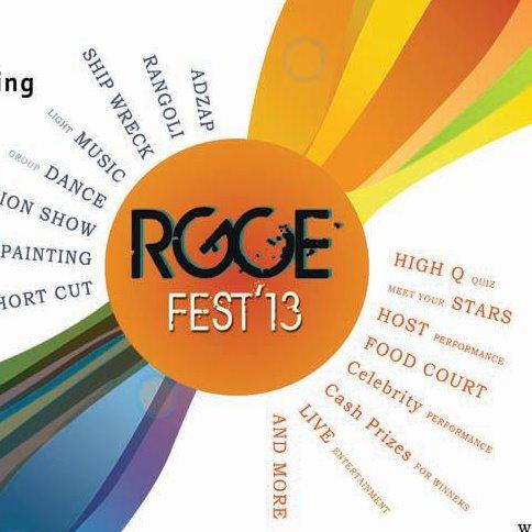 RGCE Fest 13, Rajiv Gandhi College of Engineering, Sriperumbudur, Tamil Nadu, Cultural Fest