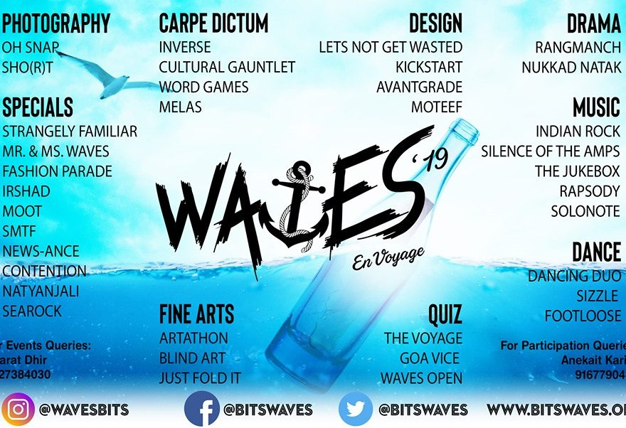Waves 2019 Event