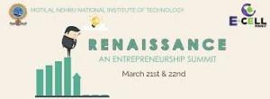 Renaissance - An Entrepreneurship Summit 2015