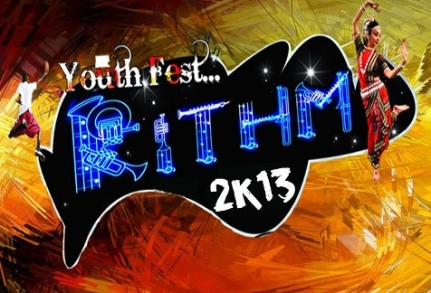 Rithm 2K13, Regency Institute of Technology, Yanam, Pondicherry, Techno Cultural and Sports Fest