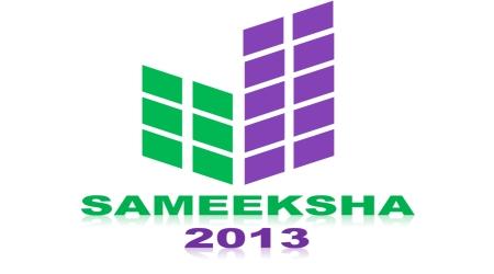 Sameeksha 2013, MS Ramaiah Institute of Technology, Bangalore, Karnataka, Technical Fest