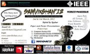Samvikshan' 12 Technical Fest Vignana Bharathi Institute of Technology Hyderabad 2nd -3rd March 2012