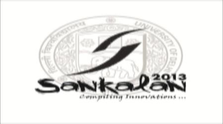 Sankalan 2013, University of Delhi, Delhi, Delhi, Technical Fest