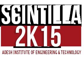 Scintilla 2k15, Technical,Cultural,Adventure