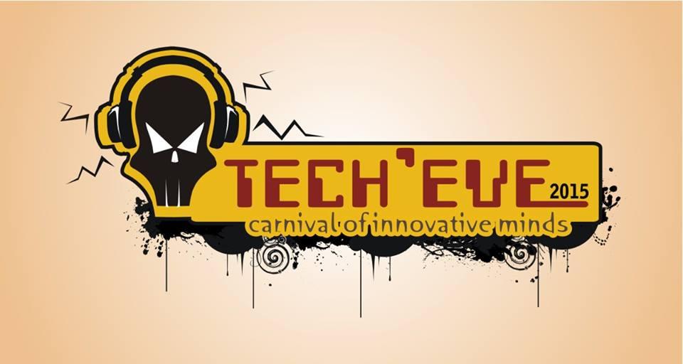 TECH'EVE 2015 Carnival of Innovative Minds GEC Aurangabad