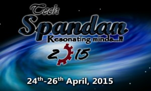 Tech Spandan'15 ,Technical Fest, GB Pant Engineering College Pauri