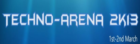 Techno-Arena 2013, Government College of Engineering,Jalgaon, Maharashtra, Technical Fest
