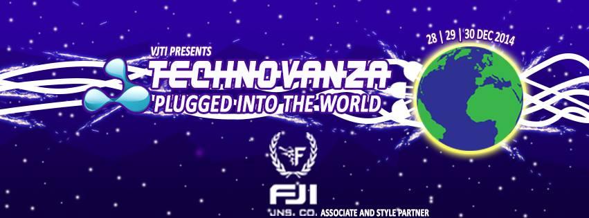 Technovanza 2014 Technical festival VJTI Mumbai