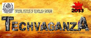 Techvaganza 2013, National Institute Of Technology (NIT) Srinagar , Srinagar, Jammu and Kashmir, Techno Management Fest