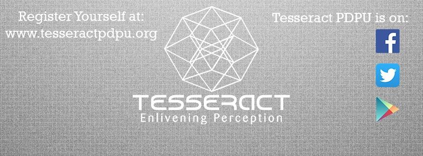 Tesseract 2014 Technical Fest