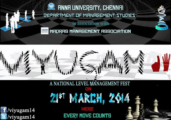 VIyugam '14 College of Engineering, Guindy