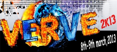 Verve 2013, Jagannath Gupta Institute of Engineering & Technology, Jaipur, Rajasthan, Techno Cultural Fest