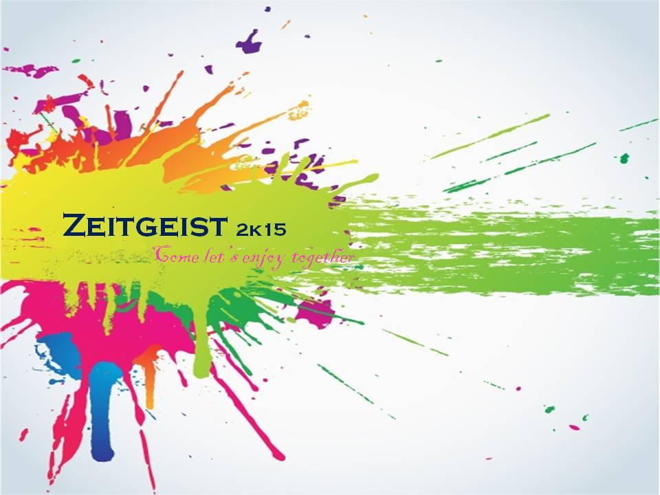 Zeitgeist 2K15 Technical Fest JNTU Kakinada