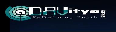 aDAVitya 2k15, Technical Fest, D.A.V.Institute of Engineering & Technology
