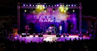 Battle of Bands 2016 Musical Fest G.L.A University