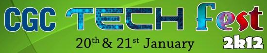 cgc tech fest 2012