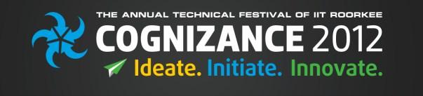 cognizance 2012 - IIT Roorkee Tech Fest