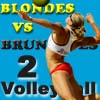 Blondes v/s Brunettes-2 Volleyball