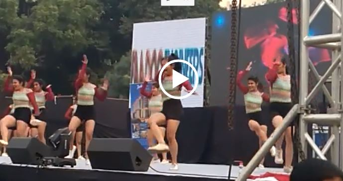 Indira Gandhi Delhi Technical University for Women Fest Video